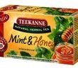 TEEKANNE Mint & Honey ziołową herbatką zimy