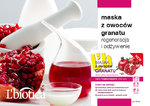 L?biotica: Maska z Owoców Granatu owocna pielęgnacja