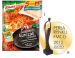 Perła Rynku dla Fix Knorr Soczysty kurczak z patelni