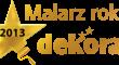Malarz Roku Dekoral 2013: Zgłoś swoją realizację do końca grudnia 2013